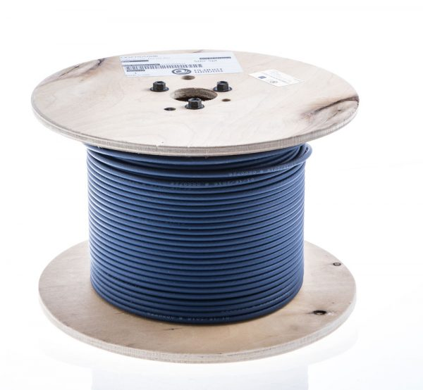 blue single coax