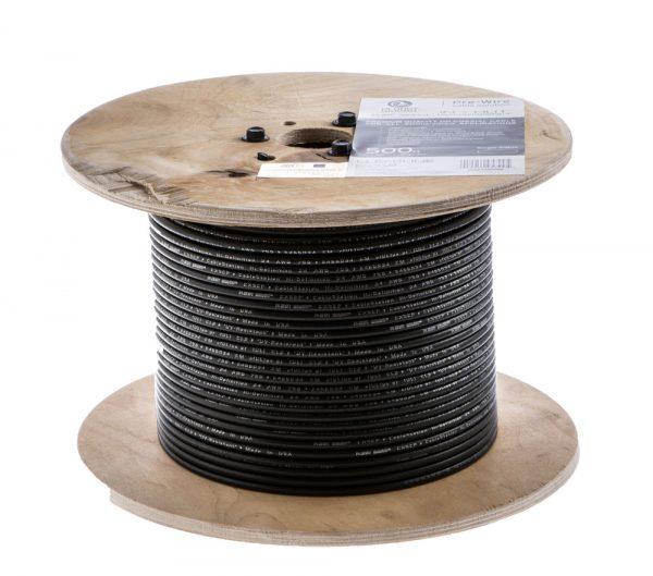 black pre-wire